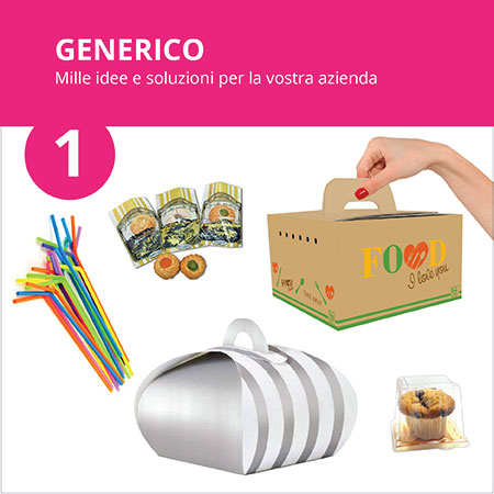 packaging catalogo generico